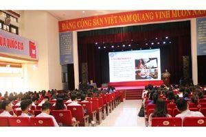 Tuyên truyền chính sách BHXH, BHYT, BH thất nghiệp đến 500 sinh viên ở Hải Phòng