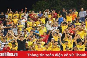 CLB Thanh Hóa được tiếp thêm sức mạnh trong trận play-off với FC Phố Hiến