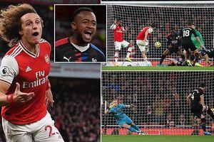 VAR trở thành cơn ác mộng, Arsenal hòa thất vọng Crystal Palace