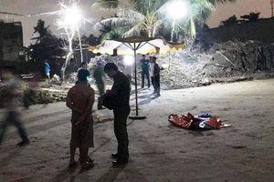 Xây dựng công trình tại Lào, 3 lao động bị điện giật thương vong