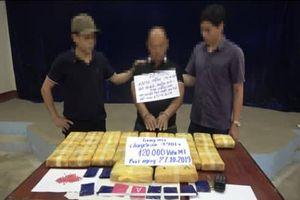 Cuộc chiến thầm lặng chống 'giặc' ma túy ngoại xâm tại biên giới Việt Nam