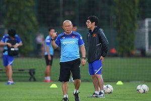 HLV Park Hang Seo: 'Tôi lo nhất là cầu thủ quá tải ở SEA Games'