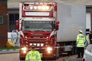 Bộ Công an sang Anh phối hợp điều tra vụ 39 người chết ở Essex