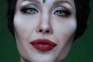 'Thánh trang điểm' xứ Hàn hóa thân thành Maleficent giống hệt bản gốc