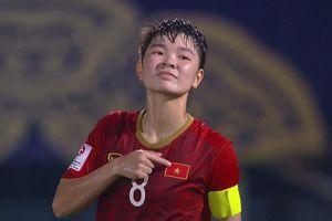 U19 nữ Việt Nam quyết vào bán kết châu Á sau trận thắng Thái Lan