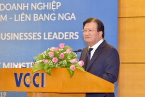Tạo điều kiện tối đa để DN Việt-Nga hợp tác mở rộng đầu tư