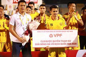 Thắng sát nút Phố Hiến, Thanh Hóa trụ hạng thành công V-League