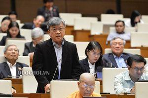 Đại biểu Quốc hội đề nghị tăng tỷ lệ đại biểu chuyên trách