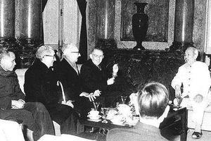 Di sản Hồ Chí Minh: sự kết tinh văn hóa dân tộc và văn hóa nhân loại