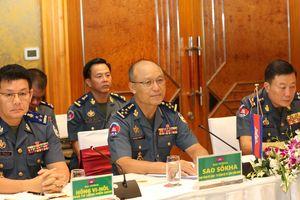 Hội đàm về phòng chống tội phạm và quản lý, bảo vệ biên giới
