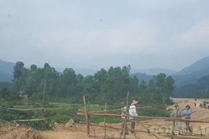 Đang xác minh đơn tố cáo Công ty CP Nam Tam Đảo đổ đất, san lấp lòng hồ Thanh Lanh