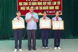 Nhân rộng những hành động đẹp của giáo viên và học sinh Thủ đô