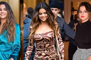 Selena Gomez tỏa sáng tại New York
