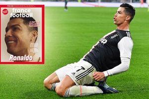 Rộ tin Ronaldo giành Quả bóng vàng 2019