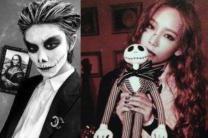 10 tạo hình kinh dị nhất của các Idol Kpop trong mùa lễ hội Halloween