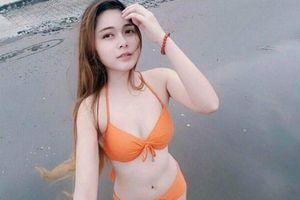 Vẻ nóng bỏng của diễn viên đóng cảnh nóng với Quốc Trường vừa rút khỏi Hoa hậu Hoàn vũ Việt Nam 2019