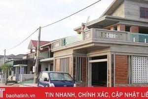 Nhường đất cho dự án Bắc Thạch Hà, 46 hộ dân ổn định cuộc sống tại khu tái định cư