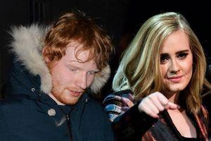 Ed Sheeran soán ngôi Adele trở thành ngôi sao dưới 30 tuổi giàu nhất nước Anh