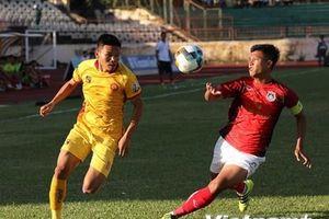 Văn Thắng lập công giúp Thanh Hóa giành suất cuối dự V-League 2020