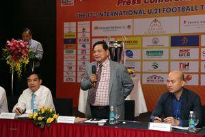 Đà Nẵng: 4 đội bóng tranh tài ở Giải Bóng đá U21 quốc tế