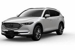 2020 Mazda CX-8 ra mắt với nhiều tính năng hơn, bổ sung phiên bản đặc biệt mới