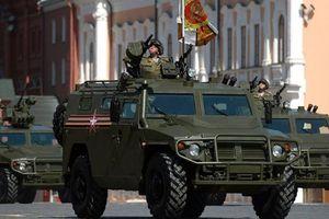 Nga điều động thêm nhiều xe 'Hổ sắt' và 'Cuồng phong' đến Syria
