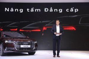 Audi đặt 'mốc lịch sử' với 6 mẫu xe tại VMS 2019