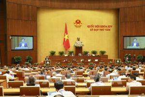 Thủ tướng yêu cầu các thành viên Chính phủ tham dự đầy đủ các phiên thảo luận của Quốc hội