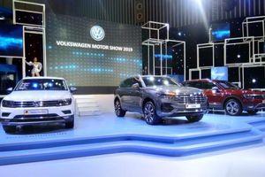 Xe Volkswagen có bản đồ 'đường lưỡi bò', ban tổ chức Vietnam Motor Show 2019 nói gì?