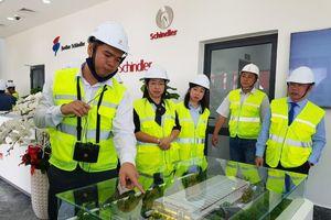 Schindler Việt Nam đưa vào hoạt động nhà máy công nghệ cao tại TP. Hồ Chí Minh