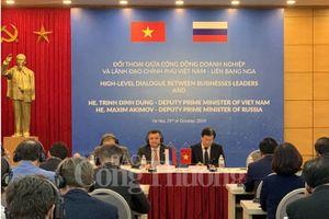 Doanh nghiệp Việt Nam – Nga: Chủ động hợp tác tạo đột phá mới