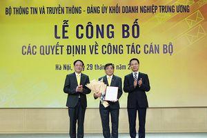 Bộ TT&TT bổ nhiệm ông Nguyễn Hải Thanh làm Chủ tịch Hội đồng Thành viên Tổng công ty Bưu điện Việt Nam