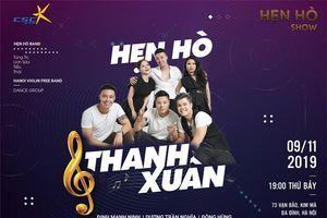 Show âm nhạc dã ngoại lần đầu xuất hiện ở Việt Nam