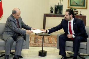 Lebanon: Thủ tướng Hariri từ chức, Hezbollah gặp khó
