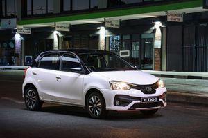 Xuất hiện xe ô tô Toyota giá rẻ chưa đến 200 triệu