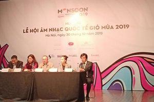 Đa sắc màu tại 'Lễ hội âm nhạc quốc tế Gió mùa 2019'
