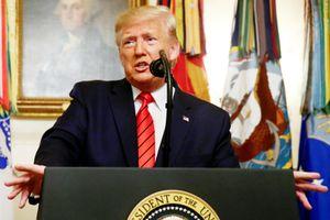 TT Trump để lộ nhiều bí mật khi khoe chi tiết tiêu diệt thủ lĩnh IS
