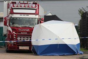 Đại sứ Anh ra thông cáo mới về vụ 39 người thiệt mạng trong container
