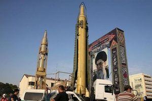 Israel hoảng với tên lửa tầm xa của Iran với CEP 5m