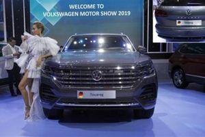 Tiêu hủy xe Volkswagen Touareg có 'đường lưỡi bò': Cần thiết!
