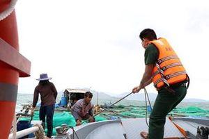 Khánh Hòa: Quân dân khẩn trương phòng tránh bão