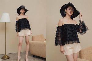 Nàng 'hoàng hậu' của Nguyễn Trần Trung Quân ngoài đời ăn mặc cực sang chảnh