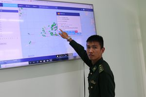 BĐBP Phú Yên: Sẵn sàng ứng phó với bão số 5