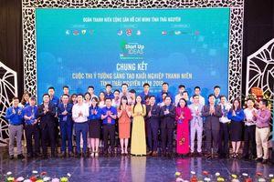 Dấu ấn đậm nét cuộc thi ý tưởng sáng tạo khởi nghiệp Thanh niên tỉnh Thái Nguyên năm 2019