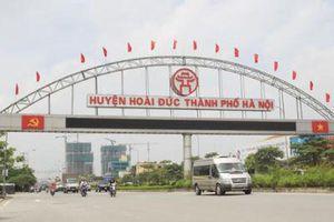 Hà Nội xác định thời điểm chuyển 4 huyện thành quận