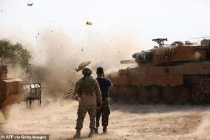 Syria nguy cấp trở lại, Nga lo 'toát mồ hôi hột'?