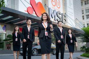 MSB: Thấu hiểu để chủ động đến gần khách hàng hơn