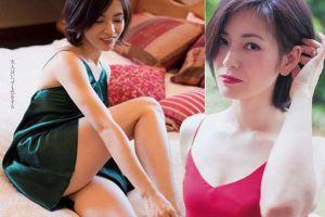 'Thánh nữ Nhật Bản' ngoại tình với 'phi công trẻ' sau khi ru con ngủ