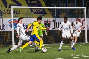 Công Phượng được ra sân với U21 Sint-Truidense, nhưng lại bỏ lỡ cơ hội ngon ăn