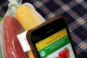 Gần 2.000 sản phẩm trái cây có thể được truy xuất nguồn gốc tại Hà Nội